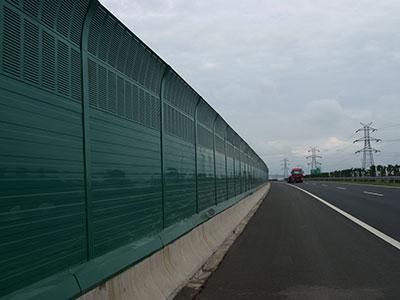 公路声屏障(公路隔音墙)